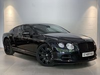 2013 BENTLEY CONTINENTAL 6.0 GT SPEED [MDS][CARBON PACK]616 BHP £71997.00
