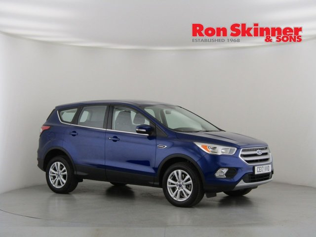 View our 2017 17 FORD KUGA 1.5 ZETEC TDCI 5d 118 BHP