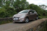 2012 PEUGEOT 208 1.4 ACTIVE E-HDI 5d AUTO 68 BHP (FREE 2 YEAR WARRANTY) £4399.00