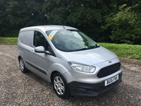 2015 FORD TRANSIT COURIER 1.6 TREND TDCI 1d 94 BHP £6785.00