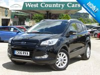 USED 2016 16 FORD KUGA 2.0 TITANIUM TDCI 5d 148 BHP Only 1 Private Owner From New