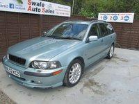 2002 VOLVO V40 1.8 SPORT 5d 121 BHP £1295.00