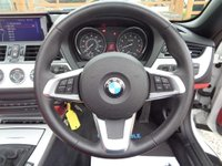 USED 2016 16 BMW Z4 2.0 20i sDrive (s/s) 2dr 1 Owner, Prof Nav, Leather