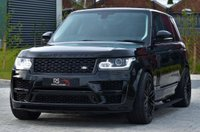 USED 2015 64 LAND ROVER RANGE ROVER 3.0 TD V6 Vogue Auto 4WD (s/s) 5dr NAV+PAN ROOF+CAMERA+SVO KIT