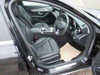 USED 2015 15 MERCEDES-BENZ C CLASS 2.1 C220 BLUETEC SPORT PREMIUM PLUS 4d AUTO 170 BHP