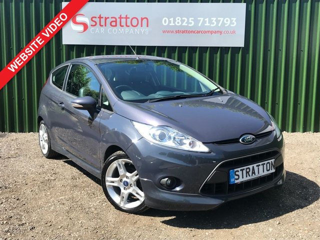 2011 61 FORD FIESTA 1.6 ZETEC S HD VIDEO ON OUR WEBSITE