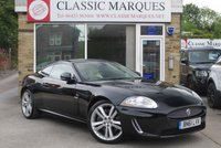 2011 JAGUAR XK 5.0 XK 2d AUTO 385 BHP £25450.00