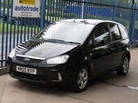 USED 2010 59 FORD C-MAX 1.6 ZETEC 5dr Air con Privacy glass Alloys Finance arranged Part exchange available Open 7 days