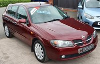 USED 2005 05 NISSAN ALMERA 1.5 SE 5d 96 BHP Low Miles - 6 Services - Local Part Exchange to Clear