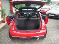 USED 2005 05 MINI HATCH COOPER 1.6 COOPER 3d 114 BHP FULL SERVICE HISTORY - SEE IMAGES