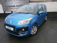 USED 2009 59 CITROEN C3 PICASSO 1.6 PICASSO VTR PLUS 5dr GREAT VALUE MPV