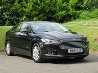 USED 2015 15 FORD MONDEO 2.0 TITANIUM HEV 4d AUTO 187 BHP AUTOMATIC, HYBRID & FULL SPEC