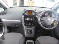 USED 2012 12 VAUXHALL ZAFIRA 1.6 EXCLUSIV 5d 113 BHP