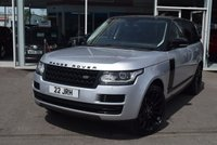 USED 2014 63 LAND ROVER RANGE ROVER 3.0 TDV6 VOGUE SE 5d AUTO 258 BHP FINANCE TODAY WITH NO DEPOSIT