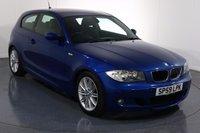 USED 2009 59 BMW 1 SERIES 2.0 116I M SPORT 3d 121 BHP FRONT & REAR PARKING SENSORS I FSH