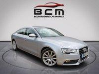 2015 AUDI A5 2.0 SPORTBACK TDI SE TECHNIK 5d 134 BHP £SOLD
