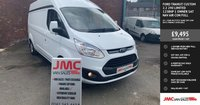 USED 2016 16 FORD TRANSIT CUSTOM 2.2 290 LIMITED 125BHP 1 OWNER SAT NAV AIR CON FULL SERVICE HISTORY 40 + VANS IN STOCK SAME DAY LOW RATE FINANCE AVAILABLE