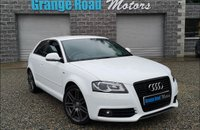 2010 AUDI A3 2.0 TDI S LINE SPECIAL EDITION 3d 138 BHP £5950.00