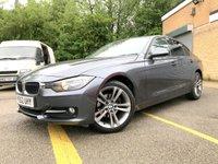 2012 BMW 3 SERIES 2.0 318D SPORT 4d 141 BHP CHEAP TAX, ONLY 49K, 2 KEYS £9490.00