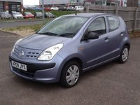 USED 2009 09 NISSAN PIXO 1.0 VISIA 5d 67 BHP * HISTORY, £20 TAX, ECONOMICAL * SERVICE HISTORY, £20 ROAD TAX, LOW INSURANCE, ECONOMICAL