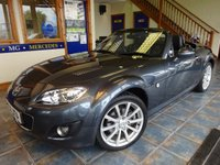 2011 MAZDA MX-5 2.0 I ROADSTER POWERSHIFT 2d AUTO 158 BHP £9950.00