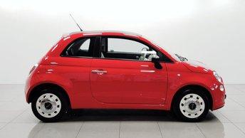 2012 FIAT 500 1.2 POP 3d 69 BHP £3950.00