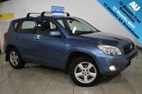2007 TOYOTA RAV4 2.0 XT4 VVT-I 5d 151 BHP £5295.00