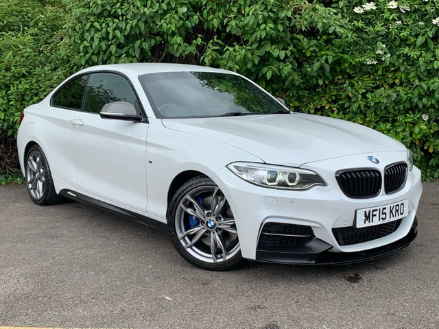 2015 15 BMW 2 SERIES 3.0 M235I 2d AUTO 322 BHP GREAT SPECIFICATION