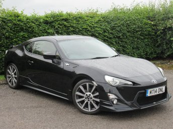 2014 TOYOTA GT86 2.0 D-4S 2d AUTOMATIC TRD model *LIMITED EDITION* £15811.00