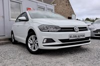 USED 2018 67 VOLKSWAGEN POLO SE 1.0 TSI 5dr ( 95 bhp ) One Owner From New Low Mileage FVWSH 2018 Registered Low Insurance Up To 74 MPG