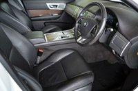USED 2014 64 JAGUAR XF 2.2d LUXURY SPORTBRAKE 5 DOOR AUTO 163 BHP Finance? No deposit required and decision in minutes.