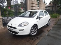 USED 2016 16 FIAT PUNTO 1.4 EASY PLUS 5d 77 BHP ****FINANCE ARRANGED****PART EXCHANGE WELCOME***STOP/START*BLUETOOTH*CITY STEERING MODE*AIRCON