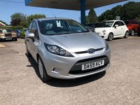 2009 FORD FIESTA 1.2 STYLE 5d 81 BHP £4750.00