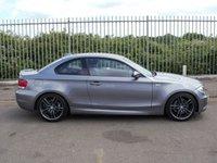 USED 2009 09 BMW 1 SERIES 3.0 135I M SPORT 2d 302 BHP