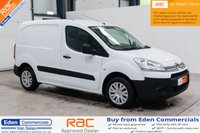 USED 2017 67 CITROEN BERLINGO 1.6 850 ENTERPRISE L1 BLUEHDI *CITROEN WARRANTY UNTIL SEPT 2020*