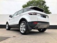 USED 2012 62 LAND ROVER RANGE ROVER EVOQUE 2.2 SD4 PURE TECH 5d AUTO 190 BHP