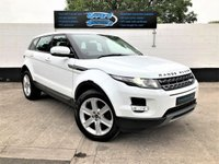 2012 LAND ROVER RANGE ROVER EVOQUE 2.2 SD4 PURE TECH 5d AUTO 190 BHP £14990.00