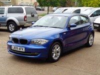 USED 2009 09 BMW 1 SERIES 2.0 116D SE 3d 114 BHP