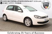 USED 2012 62 VOLKSWAGEN GOLF 1.6 MATCH TDI 5DR PARKING SENSOR 103 BHP FULL VW SERVICE HISTORY + £30 12 MONTHS ROAD TAX + PARKING SENSOR + BLUETOOTH + CRUISE CONTROL + MULTI FUNCTION WHEEL + AIR CONDITIONING + ELECTRIC WINDOWS + RADIO/CD/AUX/USB + ELECTRIC MIRRORS + 16 INCH ALLOY WHEELS