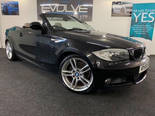 2011 11 BMW 1 SERIES 2.0 118I M SPORT 2d 141 BHP