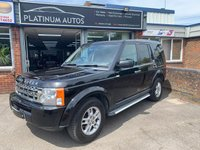 USED 2009 09 LAND ROVER DISCOVERY 2.7 3 TDV6 GS 5d 188 BHP