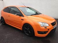 USED 2006 06 FORD FOCUS 2.5 ST-3 3d 225 BHP SUBTLE MODIFICATIONS - CLEAN EXAMPLE - FULL HISTORY - PX - WARRANTY - DELIVERY