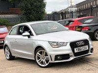 2011 AUDI A1 1.4 TFSI S LINE 3d 122 BHP £7995.00