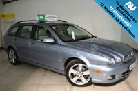 USED 2009 09 JAGUAR X-TYPE 2.0 SE 5d 129 BHP