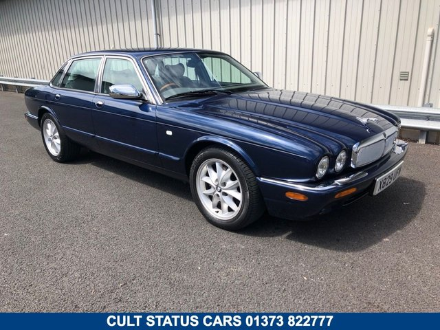 2000 X JAGUAR XJ XJ8 3.2 SOVEREIGN V8 AUTO 240 BHP EXECUTIVE