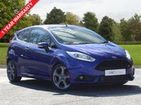USED 2014 64 FORD FIESTA 1.6 ST-3 3d 180 BHP