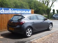 USED 2010 60 VAUXHALL ASTRA 1.6 SRI 5d 113 BHP FSH, AUX, AIR CON
