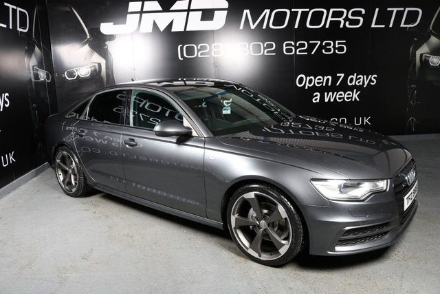 2011 AUDI A6 2.0 TDI S LINE BLACK EDITION STYLE 175 BHP (FINANCE & WARRANTY)