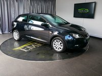 USED 2012 12 SEAT IBIZA 1.4 SE 3d 85 BHP £0 DEPOSIT FINANCE AVAILABLE, AIR CONDITIONING, AUX INPUT, CD/MP3/RADIO, CLIMATE CONTROL, STEERING WHEEL CONTROLS, TRIP COMPUTER