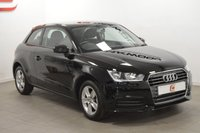 USED 2018 18 AUDI A1 1.0 TFSI SE 3d AUTO 93 BHP 1 LADY OWNER + ONLY 1400 MILES FROM NEW + STUNNING